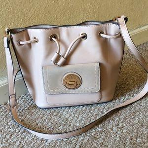 TopShop backpack purse
